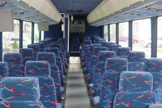Ce a facut un cuplu din Suedia intr-un autobuz, de fata cu pasagerii. Soferul a chemat rapid politia