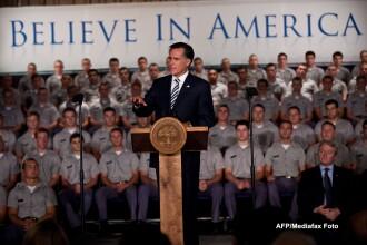 Americanii fac glume pe seama posibilitatii ca un mormon sa ajunga la Casa Alba