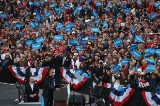 Alegeri SUA 2012. Ultimele ore ale campaniei electorale: pe ce au mizat Obama si Romney