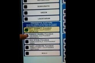 Alegeri SUA: Imaginile care pot starni un scandal urias. Ce se intampla cand vrei sa votezi cu Obama