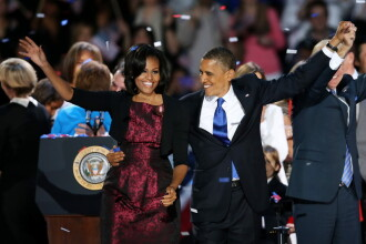 Alegeri SUA 2012. Barack Obama, primul discurs dupa alegeri: