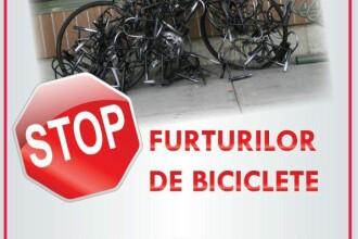 Furtul de biciclete, o problema fara sfarsit. Cum incearca bikerii sa opreasca acest fenomen