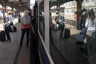Caile ferate devin obiective de SIGURANTA nationala.CFR nu mai are bani sa inlocuiasca sinele FURATE