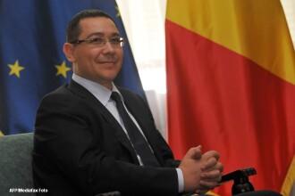 Ponta: Mandatul viitorului presedinte, de 5 ani daca referendumul de revizuire va fi cu primul tur