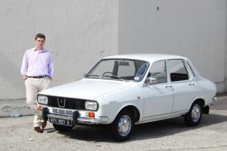Un ambasador neoficial al Romaniei: Remus Azoitei, colectionarul de Dacia 1300