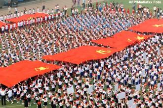 Cel de-al XVIII-lea Congres al Partidului Comunist Chinez. Hu Jintao ii preda puterea lui Xi Jinping