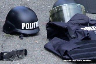 Imagini cu seful DIAS dezbracat la antrenamente, publicate in presa. Politia face ancheta
