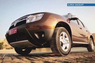 Pilotul F1 Mark Webber a testat Dacia Duster in desertul din Oman. Cum l-a impresionat masina. VIDEO
