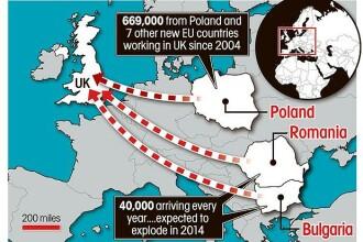 Belgia critica conditiile in care muncesc si sunt tratati imigrantii romani in Germania