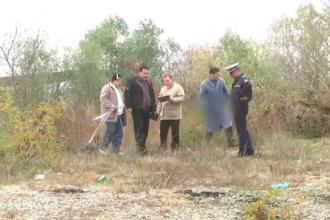 Descoperire macabra in Braila: un cadavru, doua cranii si mai multe ramasite umane, pe malul Dunarii