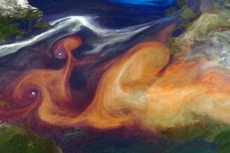 FOTO. Imaginile NASA care arata in ce pericol se afla planeta noastra