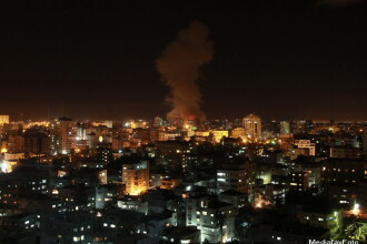 Analiza: O operatiune terestra a Israelului in Fasia Gaza ar putea fi similara cu cea din 2008-2009