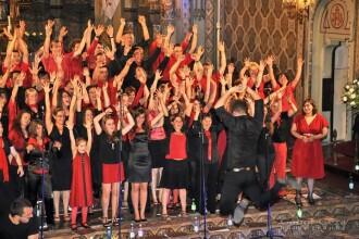 Dirijorul german Dominic Fritz revine la Timisoara. Astazi canta muzica gospel impreuna cu publicul