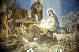 Imaginea simbolica a Craciunului, criticata dur de Papa Benedict: