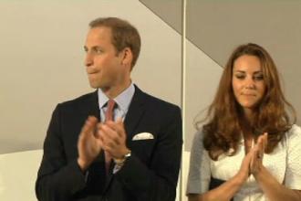 Printul William si sotia sa, Kate Middleton, asteapta primul lor copil