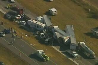 Doi morti si 120 de raniti in urma unui accident produs in statul american Texas