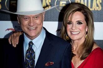 Larry Hagman, interpretul lui J.R. din Dallas, a murit la varsta de 81 de ani