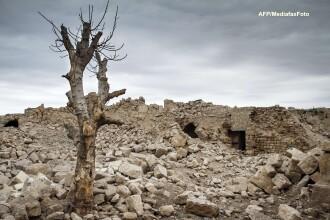Lupte violente in Siria.Cartierele din Damasc, bombardate de artileria regimului lui Bashar al-Assad