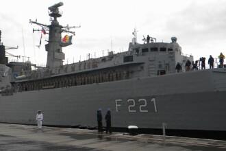 Caporal de pe fregata