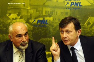 Crin Antonescu: Propun ca senatorii liberali sa se abtina la vot in cazul lui Varujan Vosganian