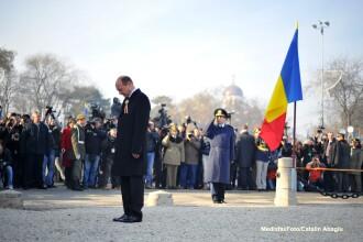 Traian Basescu spune ca merge de 1 Decembrie la Arcul de Triumf: Stiu ca pregatesc fluierasii