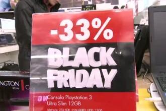 600.000 de romani au facut cumparaturi de Black Friday. Care au fost cele mai vandute produse