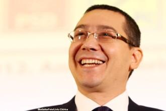 Ponta va fi gazda. Guvernul organizeaza, sambata,