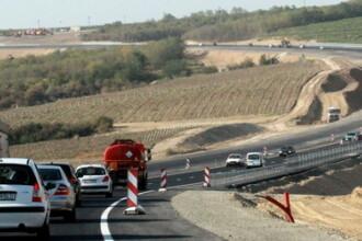 210 km in 25 de ani: autoritatile au terminat Autostrada Soarelui. Care a fost ritmul de lucru