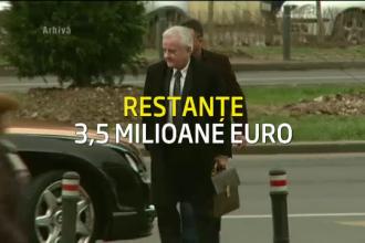 Irinel Columbeanu, evacuat din birourile de langa Guvern, din cauza unui credit de 6 mil. euro