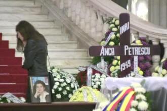 Anca Petrescu, pentru ultima data in Casa Poporului. O ancheta a fost deschisa in acest caz