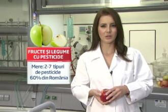 Pericolul din fructele si legumele pe care le mancam. Care este avertismentul specialistilor