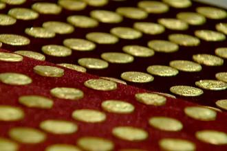 145 de monede dacice, de o valoare inestimabila, recuperate din masina unui roman in Marea Britanie