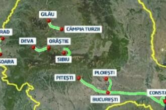 Cand ar putea fi gata autostrada care va lega Vestul de Estul tarii. Sova invita China la licitatii