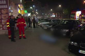 Un baiat de 14 ani a cazut in gol 30 m de pe un bloc din Alba Iulia. Prima ipoteza: sinuciderea