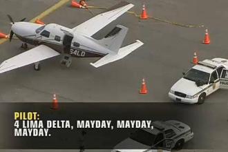 Un barbat a cazut dintr-un avion, de la 700 de metri, in Oceanul Atlantic
