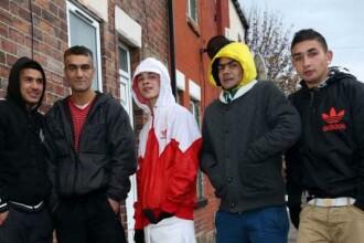 Englezii se pregatesc pentru un adevarat asalt al tiganilor est-europeni, de la 1 ianuarie 2014