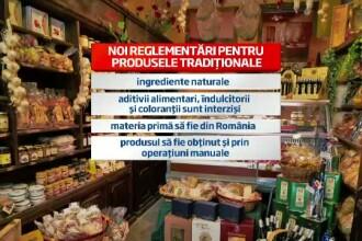 Noi reguli pentru produsele traditionale. Cozonacii, salamul si branza scapa de e-uri si conservanti