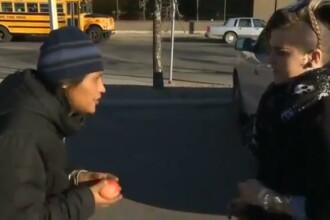 Cum a fost rasplatita o cersetoare care a inapoiat un telefon pierdut. VIDEO