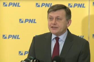 Nou scandal in USL. Antonescu il acuza pe Constantin ca este subordonatul lui Ponta