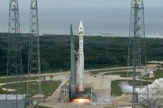 NASA a lansat sonda Maven pentru a studia atmosfera planetei Marte. Misiunea costa 671 de mil. USD