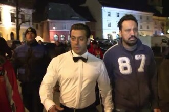 Salman Khan isi continua aventurile prin Transilvania