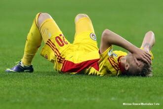 ROMANIA - GRECIA 1-1. Am ratat pentru a patra oara consecutiv calificarea la un campionat mondial