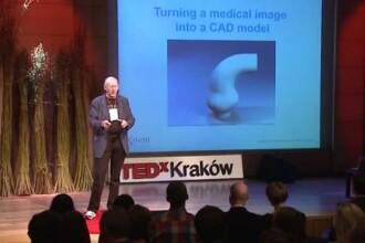 Un inginer britanic si-a proiectat propria proteza pentru afectiunea cardiaca de care suferea