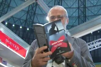 Scriitorul Stelian Turlea a lansat vineri romanul