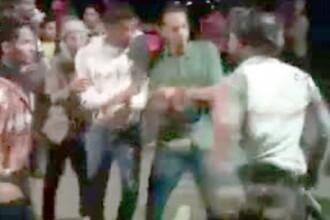 Nunta transformata intr-o baie de sange, in timp ce invitatii dansau Gangnam Style. VIDEO
