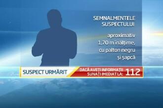 Politistii il cauta pe individul care a impuscat de trei ori un afacerist croat. Au un martor cheie