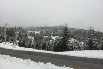 Ninsori la munte, precipitatii mixte in nordul tarii si temperaturi de 0 grade. Prognoza meteo pentru urmatoarele 3 zile