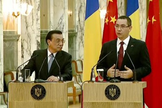 Analiza intereselor din jurul vizitei premierului chinez la Bucuresti. De ce se teme Europa