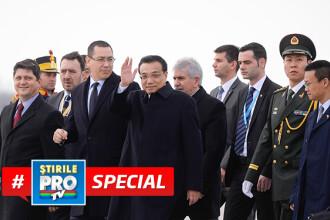 Evenimentul economic al anului. Ce castiga Romania dupa vizita de prietenie a premierului Chinei