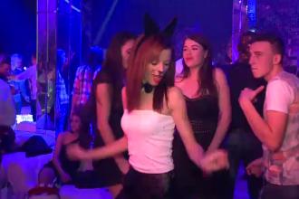 Halloween 2014. Cum s-au distrat tinerii in cluburi in cea mai infricosatoare noapte din an